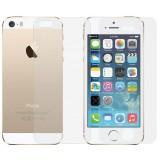برچسب محافظ صفحه نمایش پشت و رو گلس iphone 5s