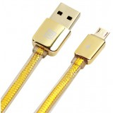 Remax Double-Sided USB To microUSB Cable 1m