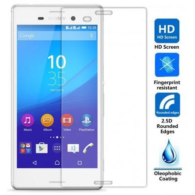 Glass Screen Protector Orginal Sony M4